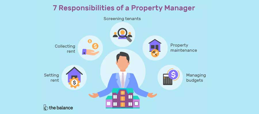 Seven responsibilities of a Property Manager
